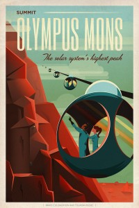 SpaceX: Olympus Mons - The Solar System's Highest Peak