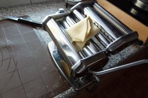 Domácí těstoviny: propracováváme hrubé těsto